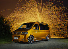 steves flame-1 finale edit (AGB Photography) Tags: orange vw volkswagen transport t5 custom photoshot camper nikond7000 agbphotography2014