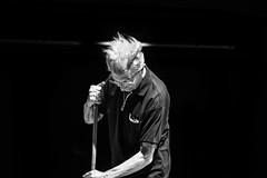 Damn Wind (Cristiano Drago) Tags: blackandwhite canon dark blackwhite darkness wind oldman biancoenero vento vecchio scopa blondegirl 650d ilobsterit cristianodrago