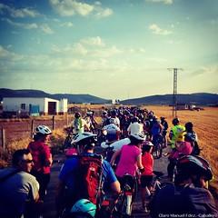 VII Marcha en bicicleta contra el cáncer en Herencia (62)