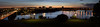 Nepean Point at Dusk (6135582455) Tags: panorama river dusk ottawa panograph