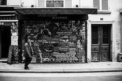 A walk in Paris (A.Fauth) Tags: street people blackandwhite paris france nikon streetphotography passage d610