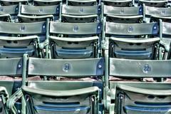 Fenway Park (Derek Mellon) Tags: green baseball redsox fenway fenwaypark baseballseats