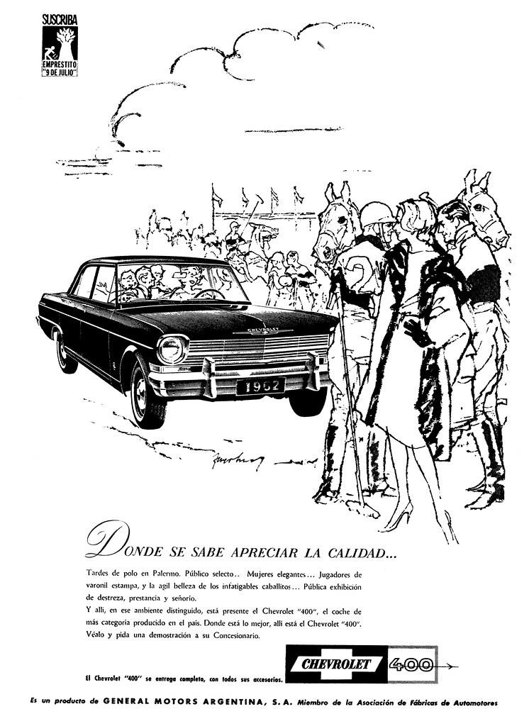 the world s newest photos of auto and s damerika flickr hive mind Nash Metropolitan Fuel Line chevrolet 400 1962 una demostraci n a su concesionario h2o74 tags auto