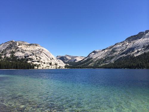 Yosemite Eiswasser