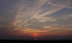 Sunset 17th July 2014 (mark_fr) Tags: york sunset sky sun set clouds sunrise volcano iceland view market beck yorkshire hill sunsets estuary vale east april sunrises dust storms 16th minster volcanic mere eruption beverley humber 2010 hornsea eyjafjallajökull weighton of molescroft