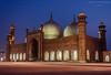 Badshahi Mosque, Lahore (M. Ashar) Tags: pakistan evening mosque kings lahore badshahi