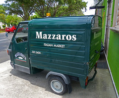 Mazzaros Market Delivery (gg1electrice60) Tags: stpetersburg wagon italian florida market tricycle delivery rearview pinellascounty mazzaros 22ndave mazzarositalianmarket 290922ndavenstpetersburgfl