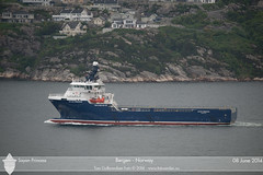 Sayan Princess (Aviation & Maritime) Tags: norway offshore bergen supply psv platformsupplyvessel sayanprincess sayanprincesslimited hoylandoffshore