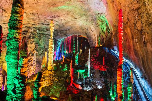 Hunan - Grotte du Dragon