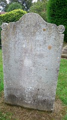 Sophia Moore headstone