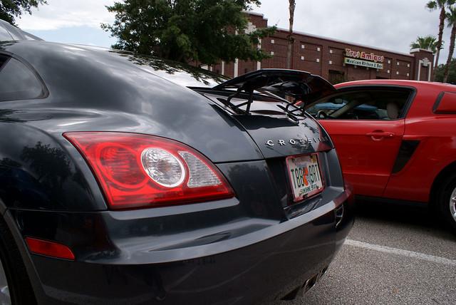 cars 2006 chrysler crossfire
