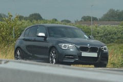 Unmarked Traffic car (S11 AUN) Tags: car sussex traffic police bmw vehicle roads emergency unit 999 unmarked rpu policing anpr m135i