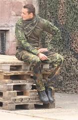 IMG_5181 (sbretzke) Tags: army uniform zb bundeswehr closecombat nahkampf 20140615