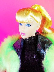 Clash! (CheeChee FIickr) Tags: fashion vintage toy toys doll dolls cartoon clash retro 80s montgomery jem collectors 1980s limited edition 1990s collector misfits hasbro quickswitch integrity the holograms
