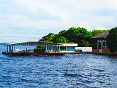 Pier Sunset (Hotel Amazon Jungle Palace) Tags: hotel orla diverso turismo manaus floresta lazer amazonas amazonia rionegro encontrodasaguas botos riosolimes amazonjunglepalace ponterionegro