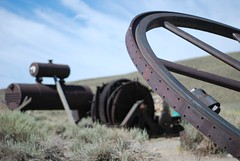 Bodie (BanillaBeast) Tags: street wheel photography town ghost bodie