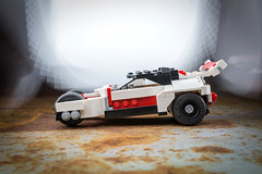 31006-CC (Peteris Sprogis) Tags: red white scale car set design model lego remix ps future concept creator alternate conceptcar 2014 miniland peterissprogis latlug pēterissproģis