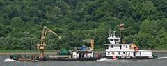 OBION (Joe Schneid) Tags: kentucky transportation louisville ohioriver uscoastguard inlandwaterway inlandwaterways obion americanwaterways riverbuoytender ohiorivermile619