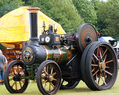 RAMSEY STEAM AND VINTAGE SHOW (Sarah Nice) Tags: show cambridge tractor vintage engine steam and fenland ramsey 2014 cambs