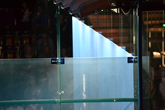 Squash, 3.8 (91) (Paradasos) Tags: abstract gold glasgow squash commonwealthgames scotstoun glassbox glasgow2014