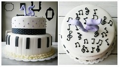 Torta de 15 musical (All you need is Cupcakes!) Tags: music piano musical needcupcakes ally