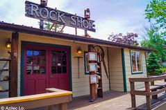 Rock Shop (Azilec Lo) Tags: city trip travel red verde green azul vintage garden sony ciudad vida cielo viejo alp vivo alpha37