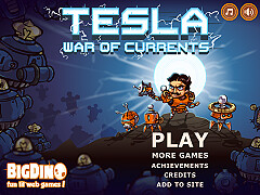特斯拉電流戰(Tesla: War Of Currents)
