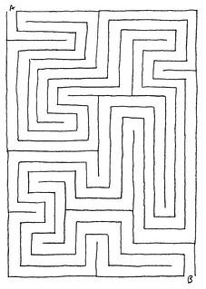 A Maze A Day: 004