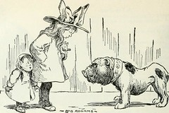 "Image from page 129 of ""Caricature; wit and humor of a nation in picture, song and story"" (1911)"