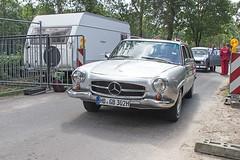 Oldtimermarkt Bockhorn 2014 - Mercedes-Benz 190 SLT Kombi (www.nbfotos.de) Tags: auto car mercedes benz mercedesbenz kombi slt 190 2014 automobil bockhorn oldtimermarkt oldtimertreffen