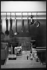 these tools are no use to me now (itawtitaw) Tags: white black film kitchen analog 50mm blackwhite olympus scan epson sw setup schwarzweiss caffenol om2n v700 homedeveloping fzuikoautos dmparadies200 fzuikoautos50mm18 caffenolcl hierklicken c41caffenol