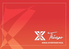 Manual de Identidade Visual - LINK NA DESCRIO (1tthiago) Tags: colors logo de design creative x link manual visual saga brand curso identidade