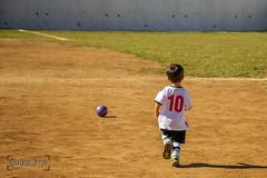 a kids game (shooterb9) Tags: brazil sports field grass brasil kids ball soccer son running dirt campo pitch criança bola futbol esporte vasco futebol vascodagama pelada varzea