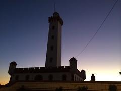 #LaSerena470 (misma19) Tags: chile sunset azul faro atardecer coquimbo ciudad cielo lugar laserena simbolo turstico despejado faromonumental