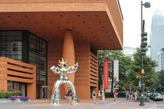Bechtler Museum of Modern Art (JuliSonne) Tags: usa charlotte northcarolina bechtlermuseumofmodernart