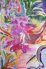 4-AcO-DMT, Bacardi, Clonazepam, & LSD (Rachel Elaine.) Tags: tree beer weed acrylic mixedmedia acid mj lsd pot liquor quotes drugs catnip l bacardi psychedelic mate marijuana yerba strips visualart lager rva tabs yerbamate posterboard blotter clonazepam ativan lorazepam psychedelicart klonopin drunkart purel rvaart rachelfoor 4acodmt psychedelicexperiment