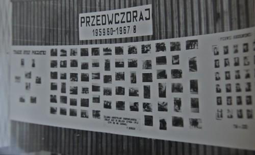 Czerwiec 1988r. - wystawa z okazji 40-lecia powstania ZS im. KOP