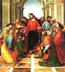 The Gospel of St. Mark 14  12-26 Establishing the mystery of the Last Supper - By Amgad Ellia 02 (Amgad Ellia) Tags: st mystery by last mark 14 supper gospel amgad 1226 ellia the establishing