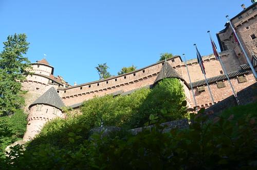 Le château du Haut-Koenigsbourg.5