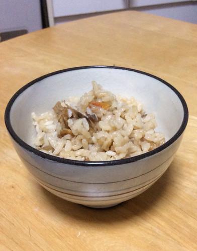 腎臓病食の「炊き込みご飯」アレンジ