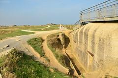 Normandy - Pointe du Hoc (appaIoosa) Tags: france wwii bunker normandy dday pointeduhoc calvados omahabeach bassenormandie appaloosa ddaylandings organisationtodt germantodt