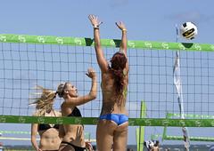 ECSC  East Coast Surfing Championships Beach Volleyball women open (watts_photos) Tags: beach coast surfing east volleyball championships ecsc