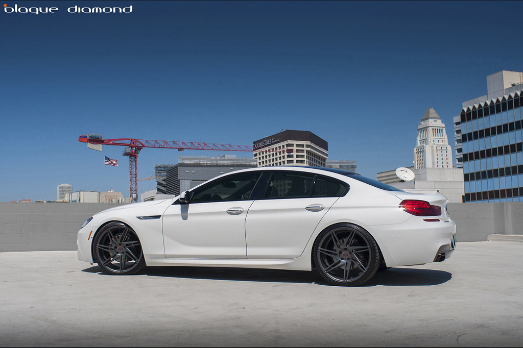 Blaque Diamond Bd 1 2014 Bmw 650i