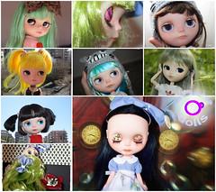Tercera parte: Algunas de mis custom, edeadolls.