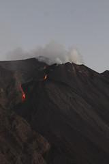 """""""Sciara"""" - Stromboli (Val ***) Tags: black volcano lava terra sicilia fuoco eolie stromboli sciaradifuoco"""