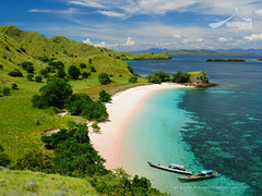 Komodo National Park, Indonesia
