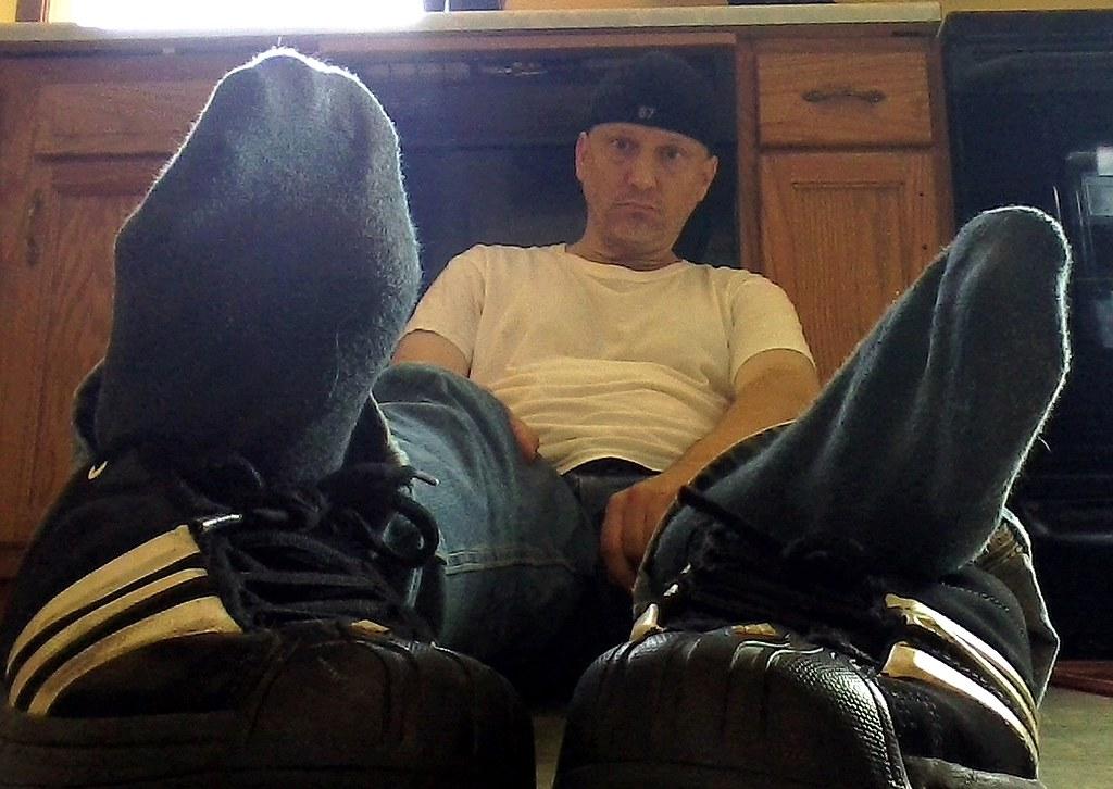 Gay black sock fetish