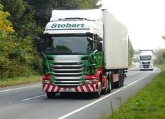 H6462 - PN12 VGC (Cammies Transport Photography) Tags: truck rebecca lorry teresa eddie scania esl lockerbie stobart r440 b7076 h6462 pn12vgc