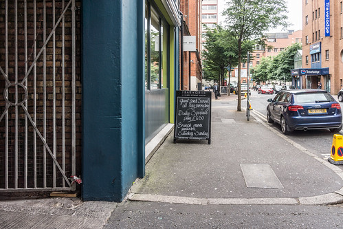 GREAT FOOD SERVED ALL DAY EVERY DAY ON BRUNSWICK STREET IN BELFAST Ref-790