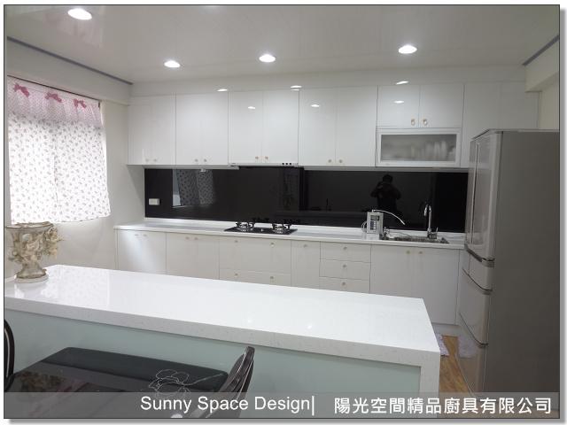 廚具│廚具大王林易延-中和自立路游小姐中島型廚具案-陽光空間精品廚具-P11